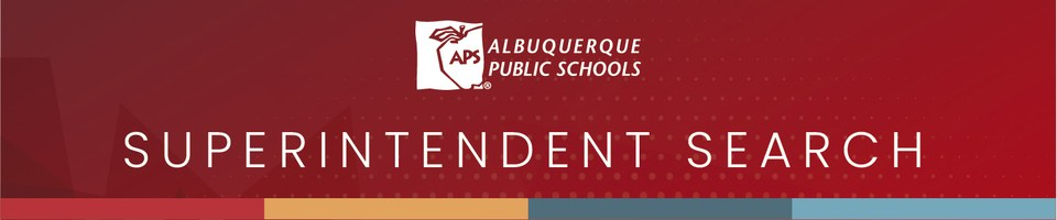 Superintendent Search Banner