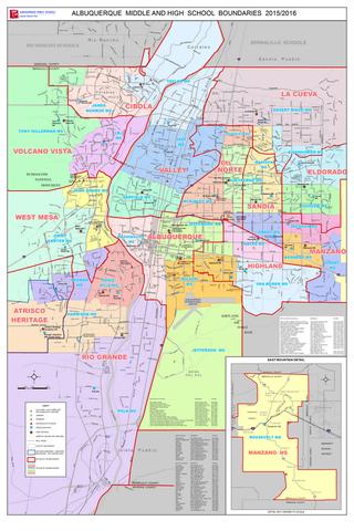 2015 HS Boundaries