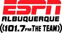 ESPN Albuquerque, 101.7 FM The Team.