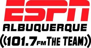 ESPN Albuquerque, 101.9 F.M. The Team