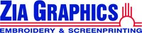 Zia Graphics Embroidery and Screenprinting.