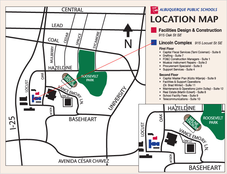 CMP MAP
