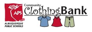 APS Community Clothing Bank logo