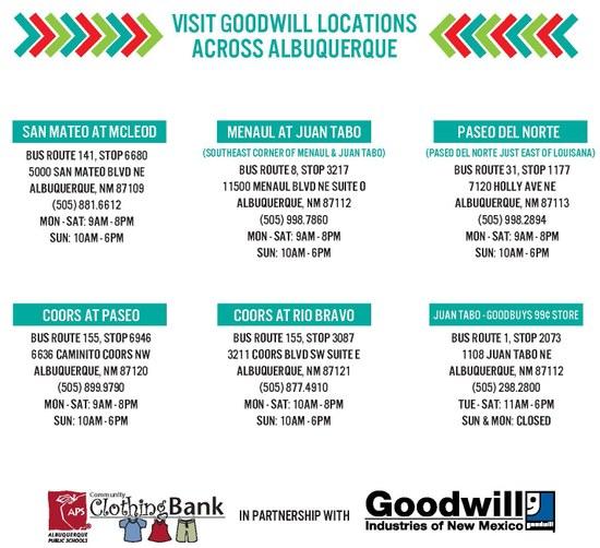 Goodwil Bus Routes 2
