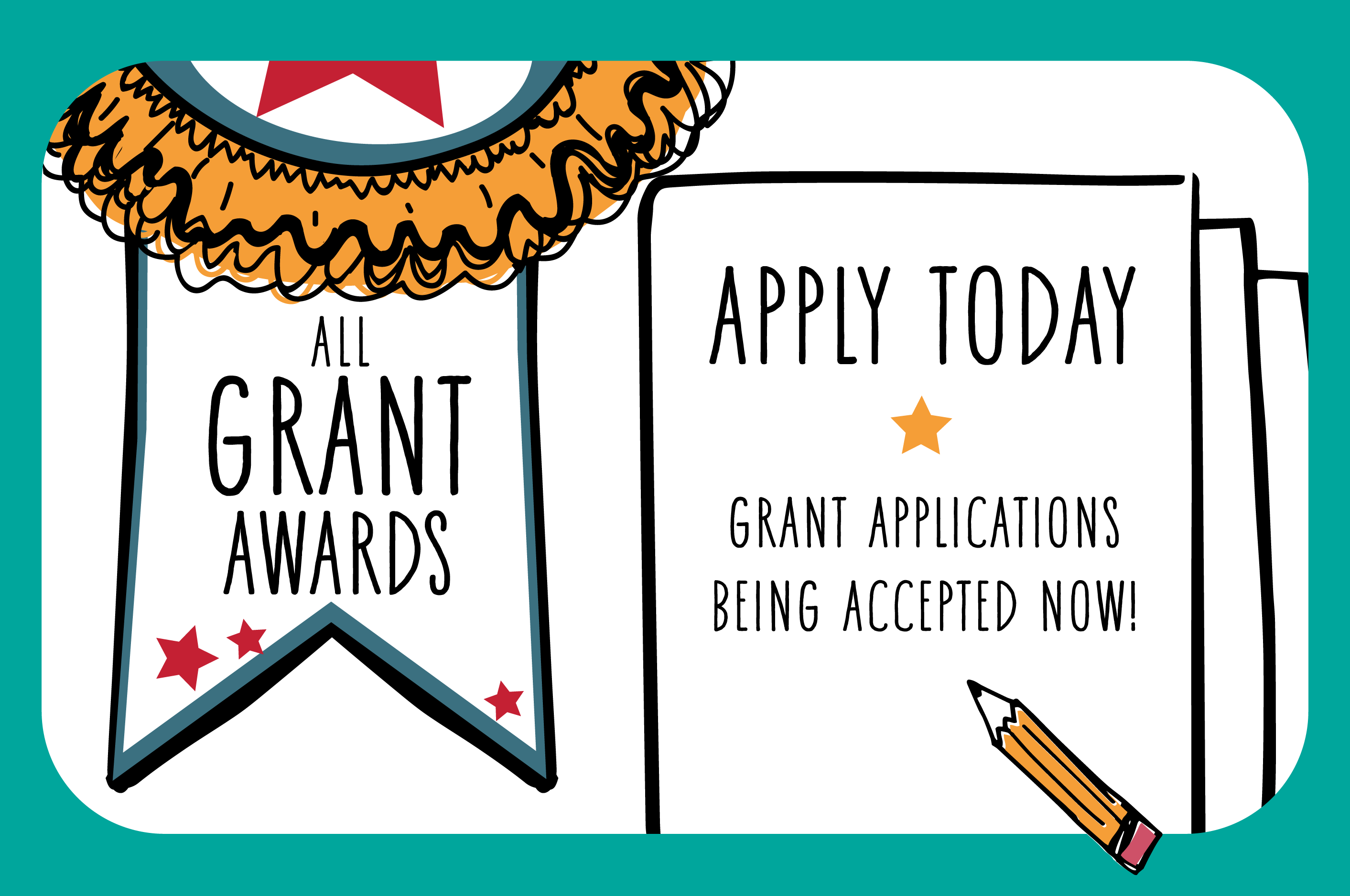 All Grant Awards Apply Today Carousel