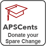 APS Cents Button