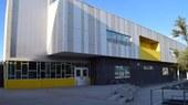 Exterior of Ernie Pyle Middle School