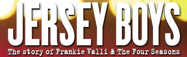 Jersey Boys banner