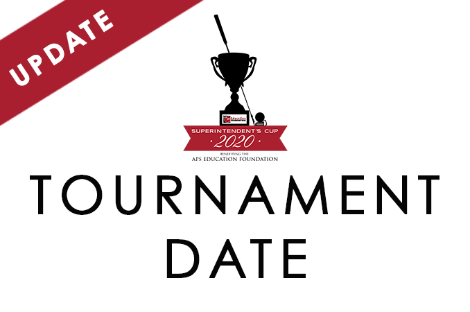 New Date Announed for 2020 Superintendent's Cup