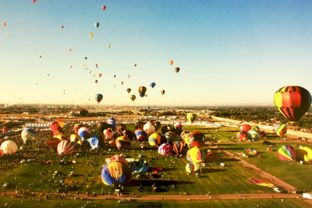 abq balloon fest
