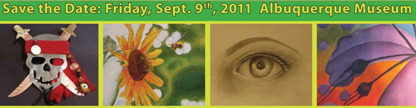 Save the Date for A is for Art!