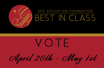 Vote for the 2020 Best In Class Winner