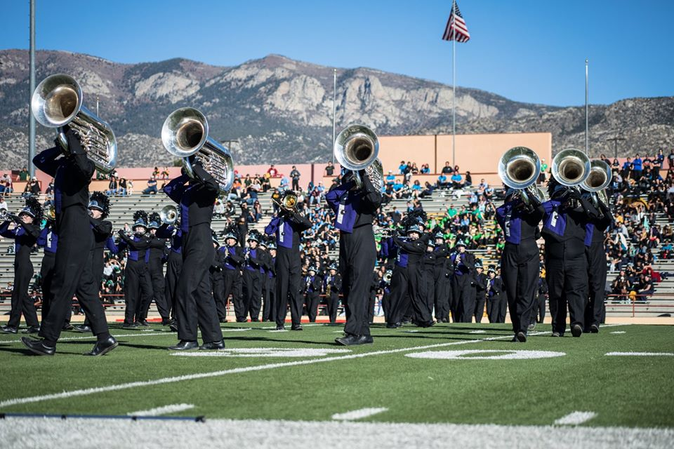 New Mexico Pageant of Bands