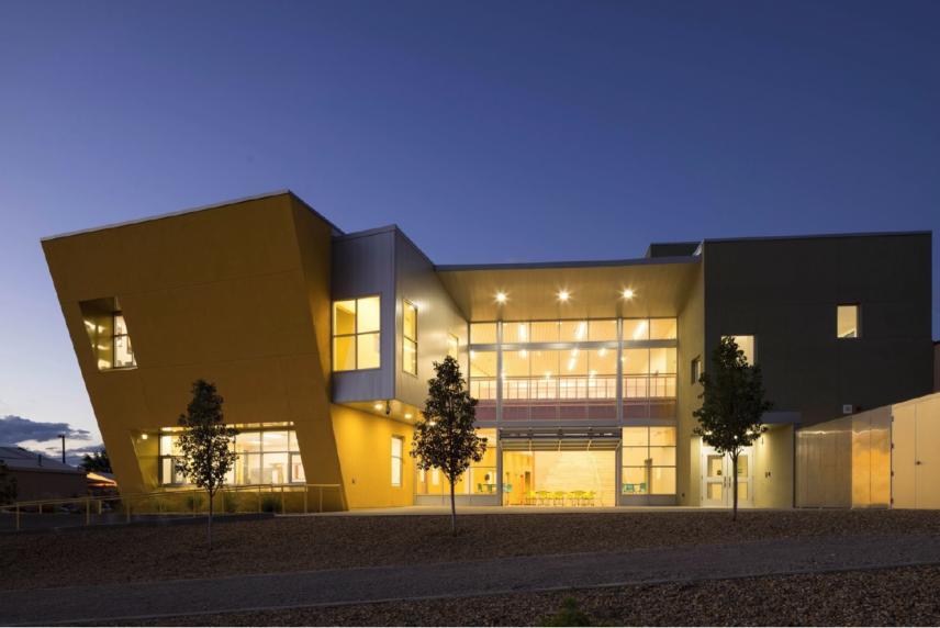 Classroom Design Elementary ~ Design and building awards — albuquerque public schools