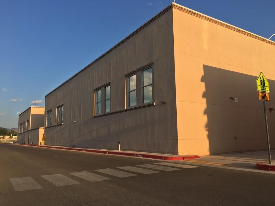 Jefferson MS Music Building