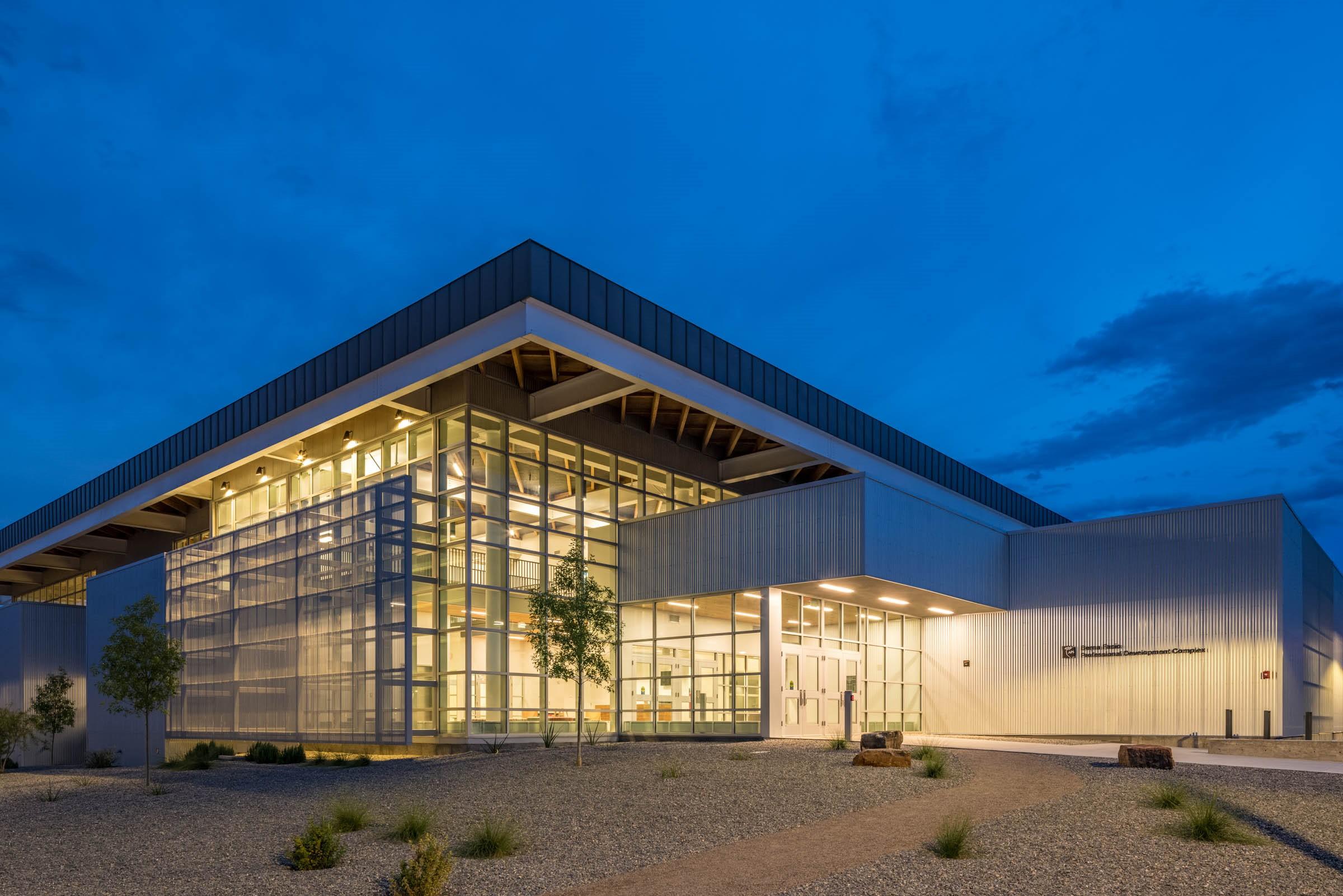 Berna Facio Professional Development Center