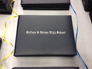 CCHS diploma 2014