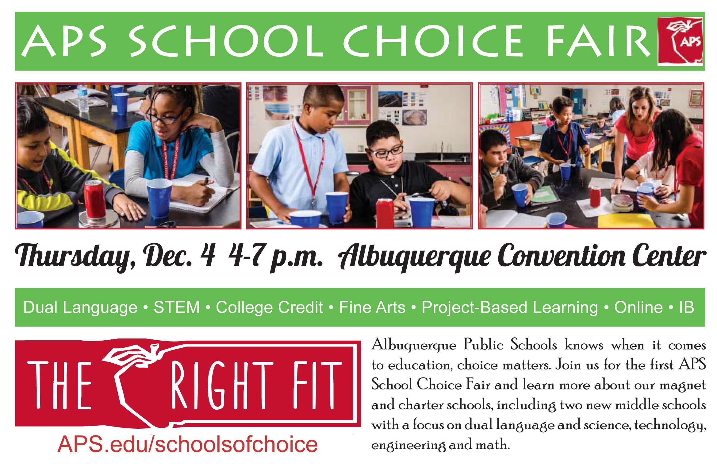 charter and magnet schools
