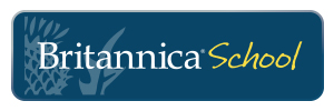 button for Britannica Online