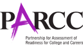 "PARCC logo captioned ""Partnership for Assessment of Readiness for College and Careers"""