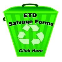 ETD Salvage Form