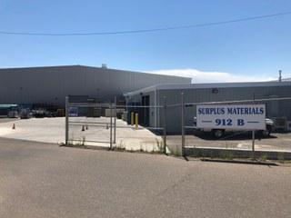 Surplus Materials Entrance