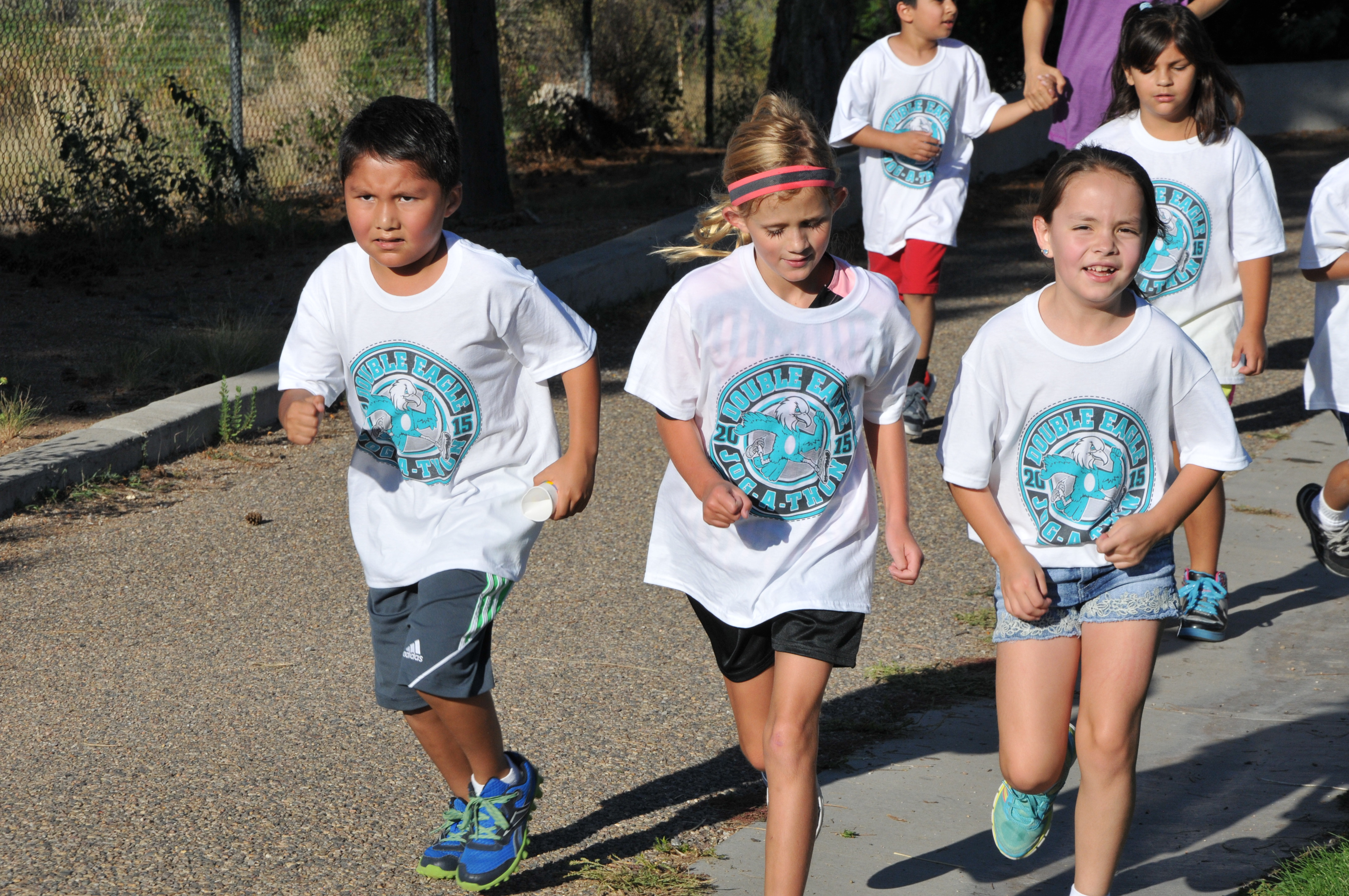 Jogging to Help Others