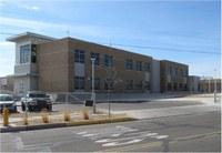 Truman MS building
