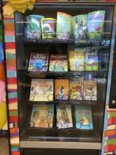 Gov. Bent Book Vending Machine