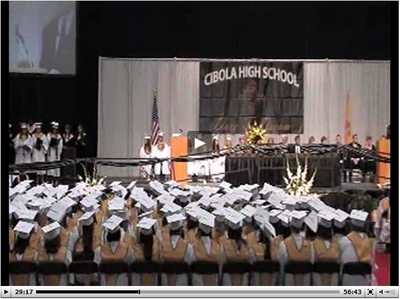 2011 Cibola High School Graduation Ceremony