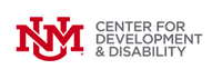 UNM Center for Development and Disability Logo
