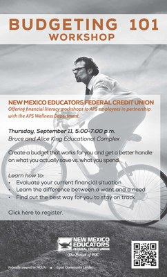 Financial Literacy Sept. 11