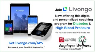 Livongo for diabetes and high blood pressure.