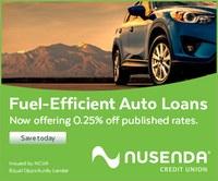 Nusenda Auto Loan