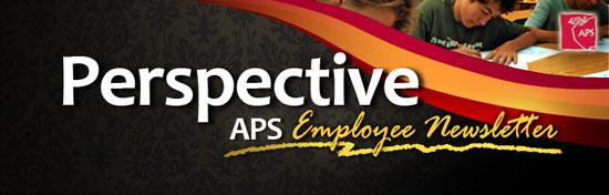 Perspective Employee Newsletter Banner