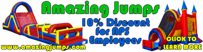 10% Discount at Amazing Jumps