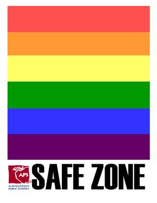 APS Safe Zone Logo
