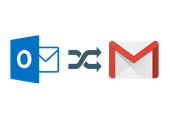 Outllook to Gmail