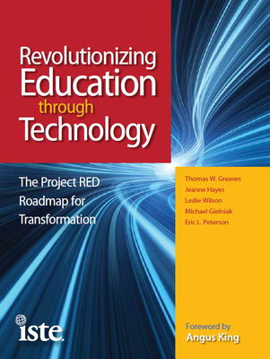Revolutionizing Education through Technology cover photo