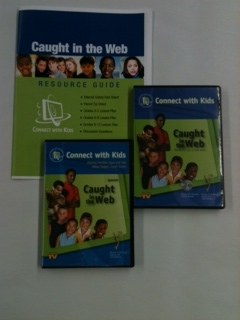 Connect with Kids Caught in the Web