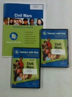 Connect with Kids Civil Wars