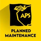 Planned Maintenance logo