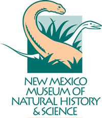 NM Museum of Natural History and Science Logo