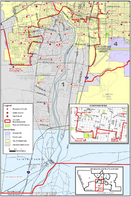 District 1 Map 2013