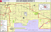 District 4 Map 2013