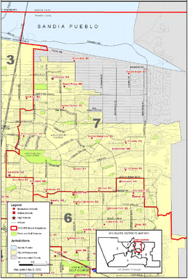District 7 Map 2013