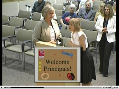 Sept 16, 2009 Board meeting
