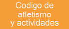 APS Athletic & Activity Code (Espanol)
