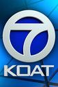 KOAT Channel 7 logo