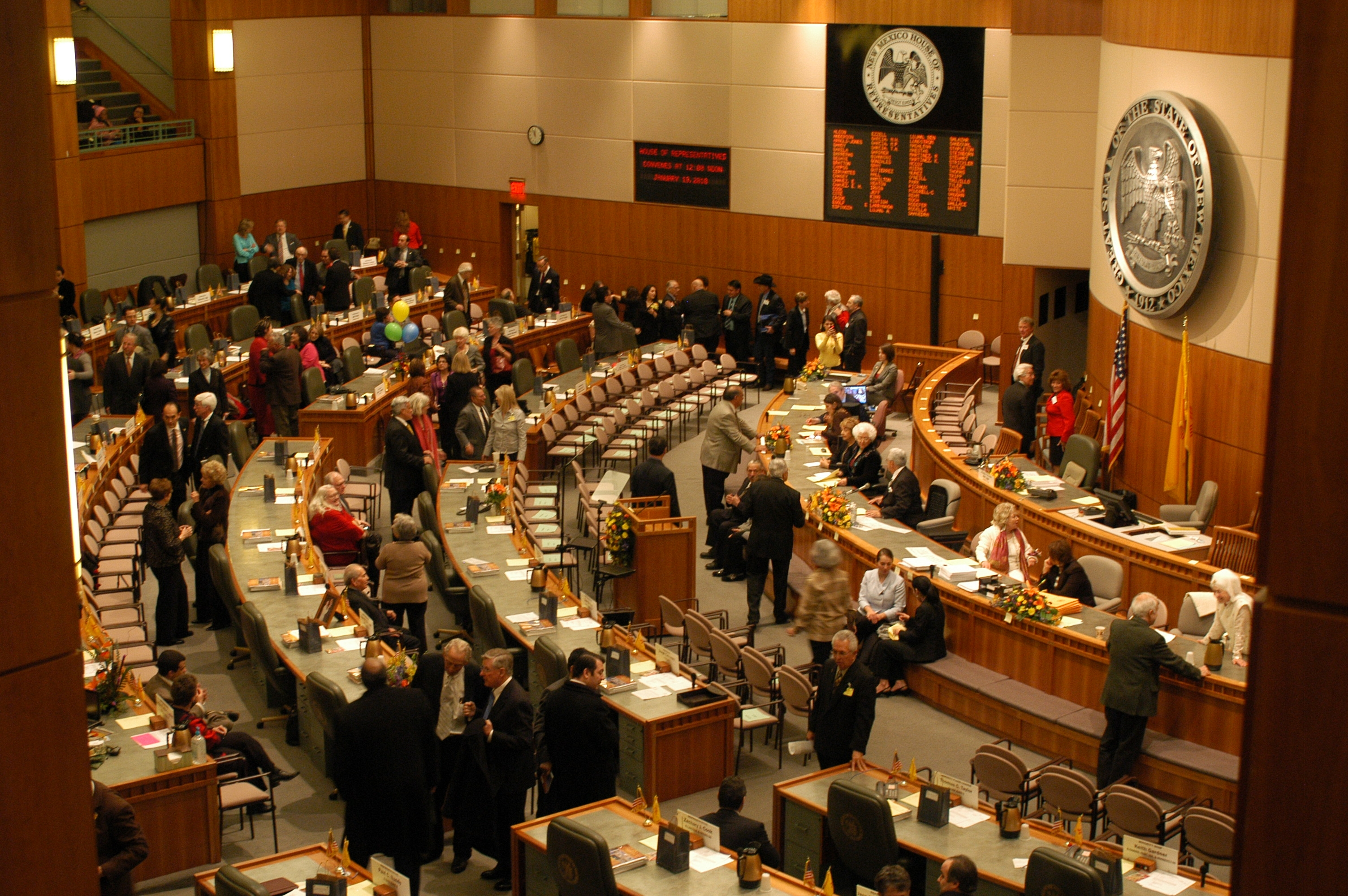 Legislative Affairs Update: January 20, 2009